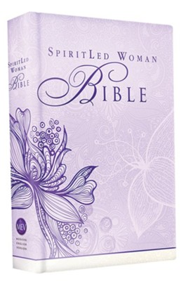 MEV SpiritLed Woman Bible, Hardcover   -