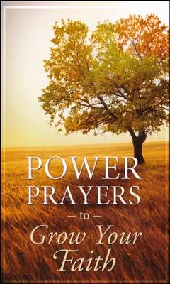 Power Prayers to Grow Your Faith  -