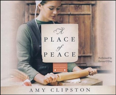 #3: A Place of Peace: A Novel - unabridged audio book on CD  -     By: Amy Clipston