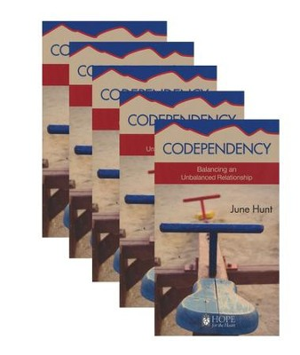 Codependency: Balancing an Unbalanced Relationship -   5 Pack  -