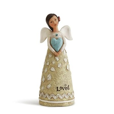 December Birthday Wish Angel  -     By: Kelly Rae Roberts