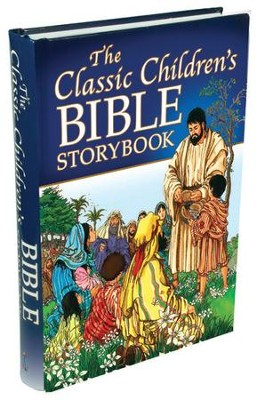 The Classic Children's Bible Storybook  -