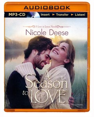 #1: A Season to Love - unabridged audio book on MP3-CD  -     Narrated By: Christina Panfilio     By: Nicole Deese