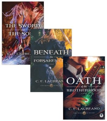 The Song of Seare Series, Volumes 1-3  -     By: C.E. Laureno
