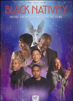 Black Nativity: Music from the Motion Picture Soundtrack (Piano/Vocal/Guitar)  -