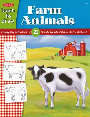 Learn to Draw Farm Animals   -