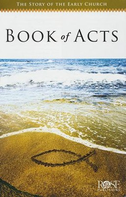 Book of Acts Pamphlet  -