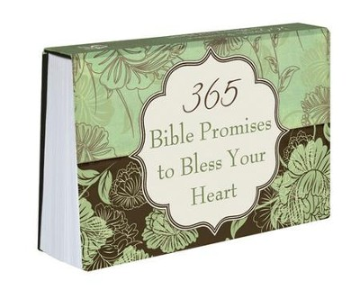 365 Bible Promises to Bless Your Heart Pocket Devotional  -
