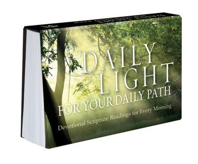 Daily Light for Your Daily Path Pocket Devotional  -