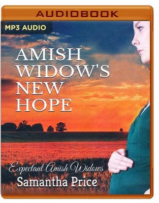 Amish Widows New Hope - unabridged audio book on CD  -     Narrated By: Heather Henderson     By: Samantha Price