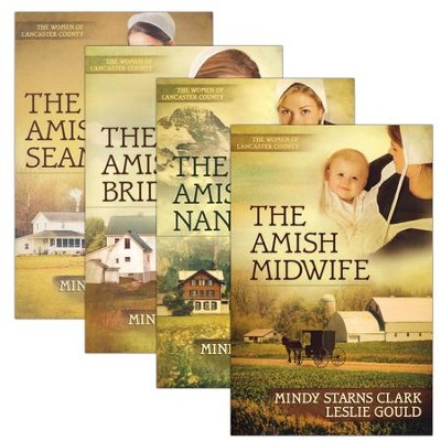 The Women of Lancaster County Series, Volumes 1-4  -     By: Mindy Starns Clark, Leslie Gould