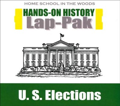 Hands-On History Lap Pak on CD-ROM: U.S. Elections (Grades 3-8)  -