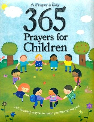 365 Prayers For Children  -     By: Parragon Books