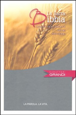 Italian New Testament  -     By: Geneva Bible Society