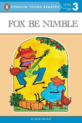 Fox Be Nimble  -     By: James Marshall