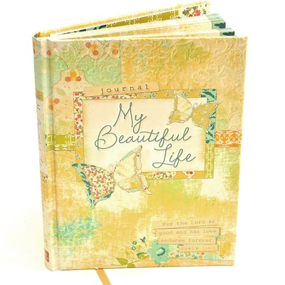 My Beautiful Life Signature Journal  -     By: Ellie Claire