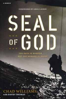 SEAL of God  -     By: Chad Williams, David Thomas