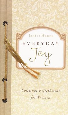 Everyday Joy  -     By: Janice Thompson