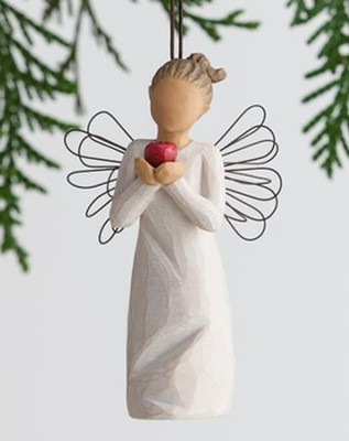 You're the Best, Angel Ornament By Willow Tree  -     By: Susan Lordi