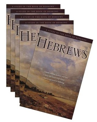 Hebrews: pamphlet 5-pack  -