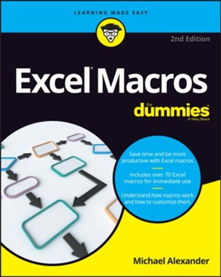 Excel Macros For Dummies  -     By: Michael Alexander