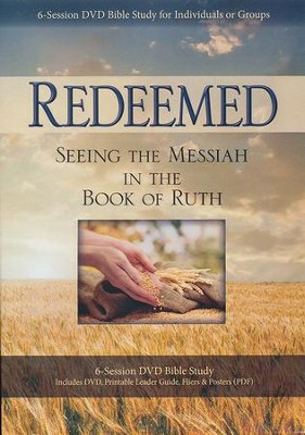 Redeemed: Seeing the Messiah in the Book of Ruth, DVD Kit   -