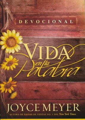 Devocional Vida en la Palabra  (Life in the Word Devotional)  -     By: Joyce Meyer