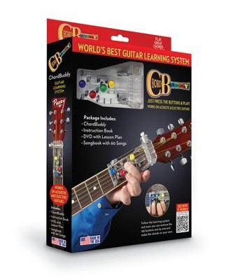 ChordBuddy Guitar-Learning System, Worship Edition   -     By: Travis Perry