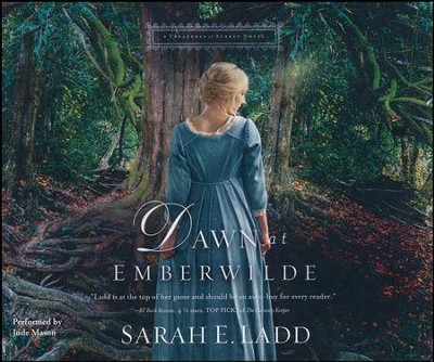 #2: Dawn at Emberwilde, Treasures of Surrey - unabridged audio book on CD  -     By: Sarah E. Ladd