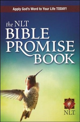 The NLT Bible Promise Book  -     By: Ronald A. Beers, Amy E. Mason