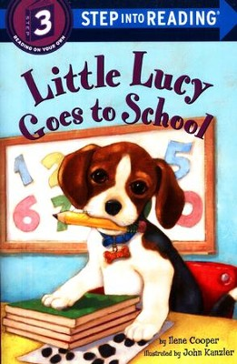 Little Lucy Goes to School  -     By: Ilene Cooper