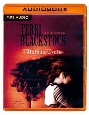 #2: Vicious Cycle: An Intervention Novel - unabridged audio book on MP3-CD  -     By: Terri Blackstock