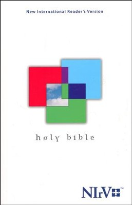 NIrV Outreach Bible, softcover  -