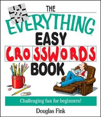 The Everything Easy Crosswords Book