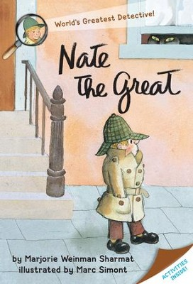 Nate the Great - eBook  -     By: Marjorie Weinman Sharmat     Illustrated By: Marc Simont