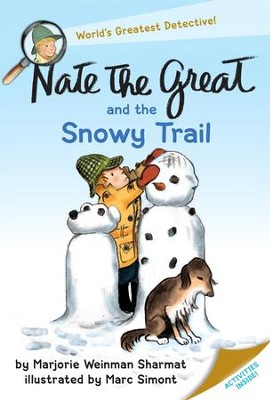 Nate the Great and the Snowy Trail - eBook  -     By: Marjorie Weinman Sharmat