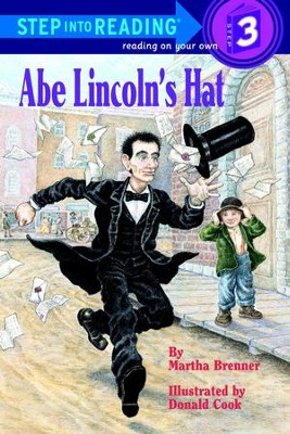 Abe Lincoln's Hat - eBook  -     By: Martha Brenner