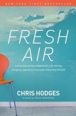 Fresh Air     -     By: Chris Hodges