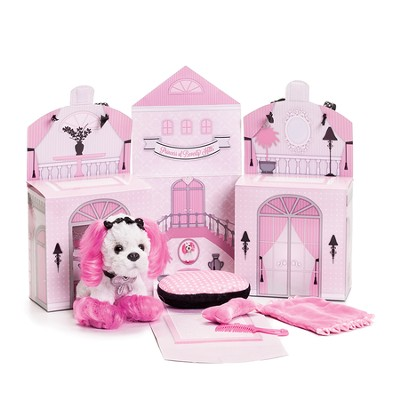 Princess of Beverly Hills Palace and Plush Play Set  -