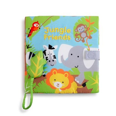 Jungle Friends Book with Sound  -