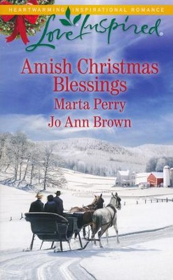 Amish Christmas Blessings  -     By: Marta Perry, Jo Ann Brown
