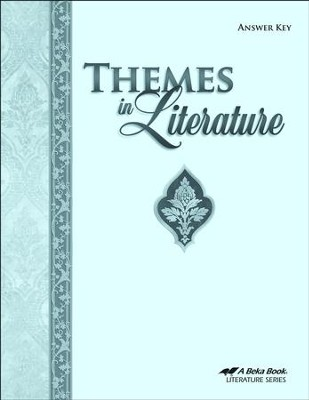 Themes in Literature Grade 9 Answer Key   -