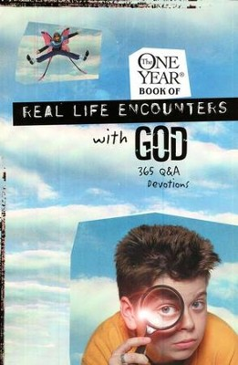 The One-Year Book of Real Life Encounters with God   -