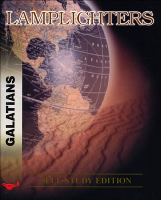 Galatians: The Gospel of Grace, Lamplighters Self Study Edition               -     Edited By: Lamplighters     By: John A. Stewart