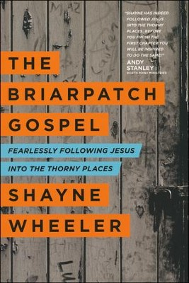 The Briarpatch Gospel: Fearlessly Following Jesus into the Thorny Places  -     By: Shayne Wheeler