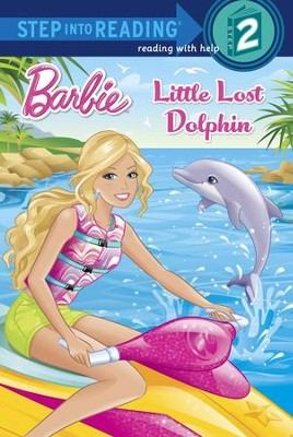 Little Lost Dolphin (Barbie)  -     By: Jiyoung An (Illustrator)     Illustrated By: Jiyoung An
