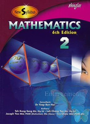 New Syllabus Math Textbook 2 (New Edition)   -