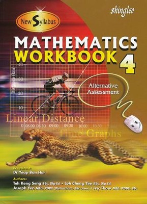 New Syllabus Math Workbook 4 (New Edition)   -