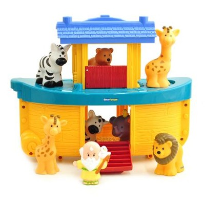 Fisher-Price Little People Noah's Ark Playset   -