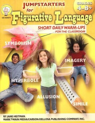 Jumpstarters for Figurative Language  -     By: Jane Heitman